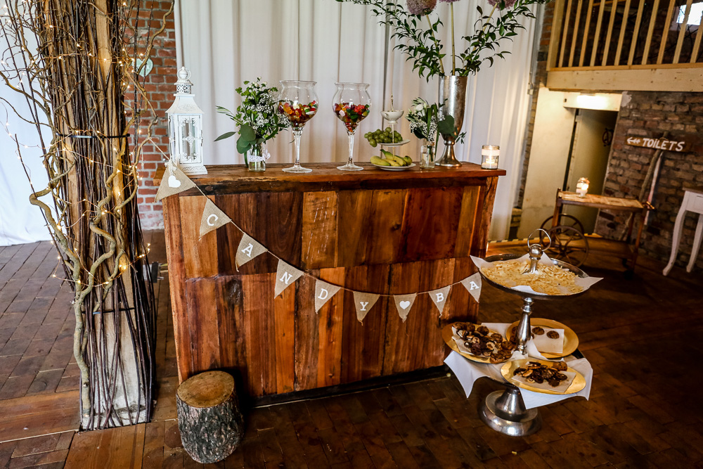 Hochzeitsfotografie Candybar