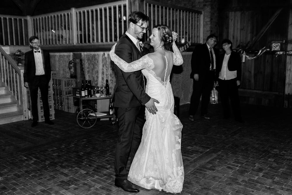 Hochzeitsfotografie Hochzeitstanz