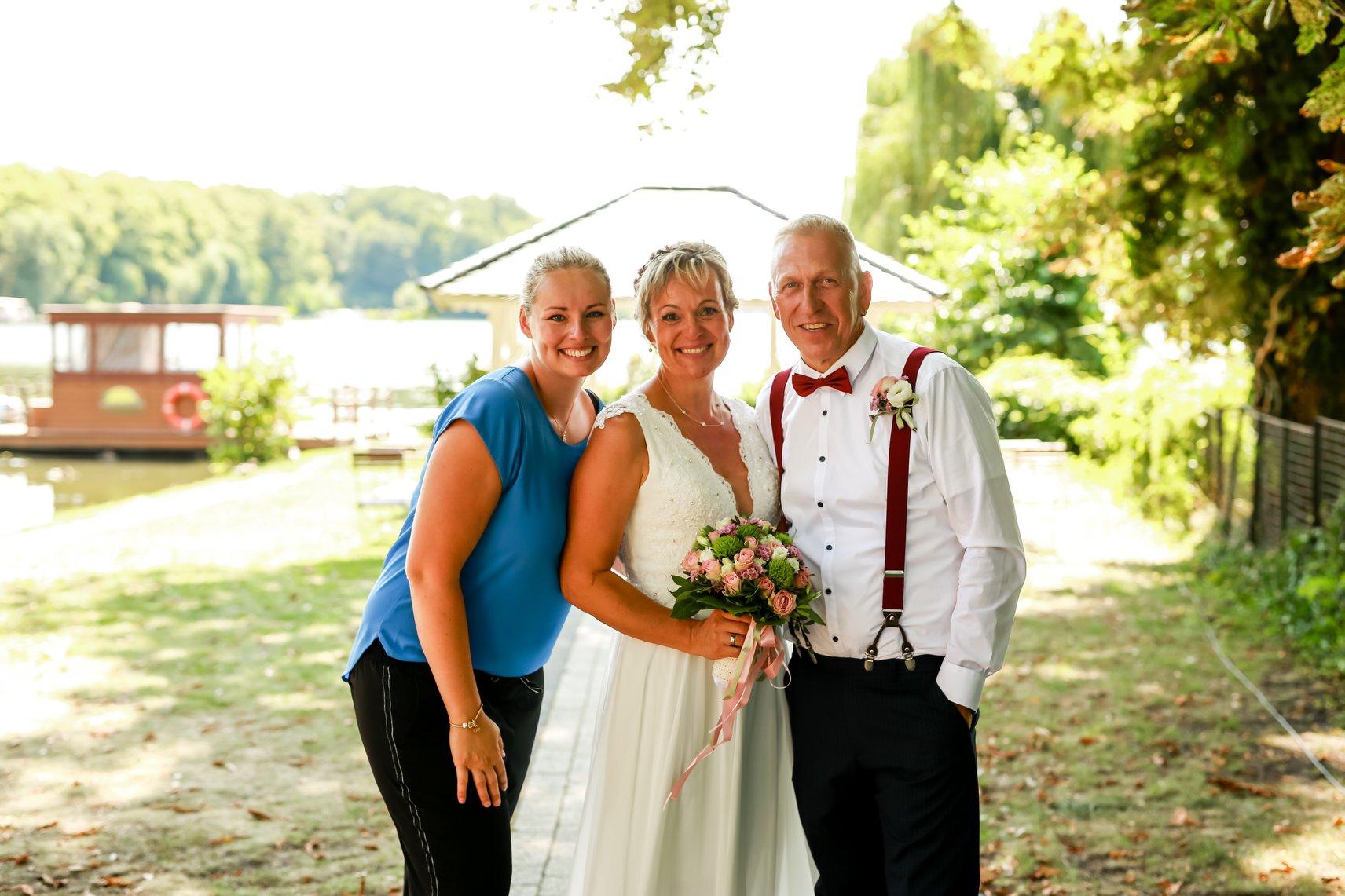 Brautpaar mit Julia von Farbspiel Fotografie