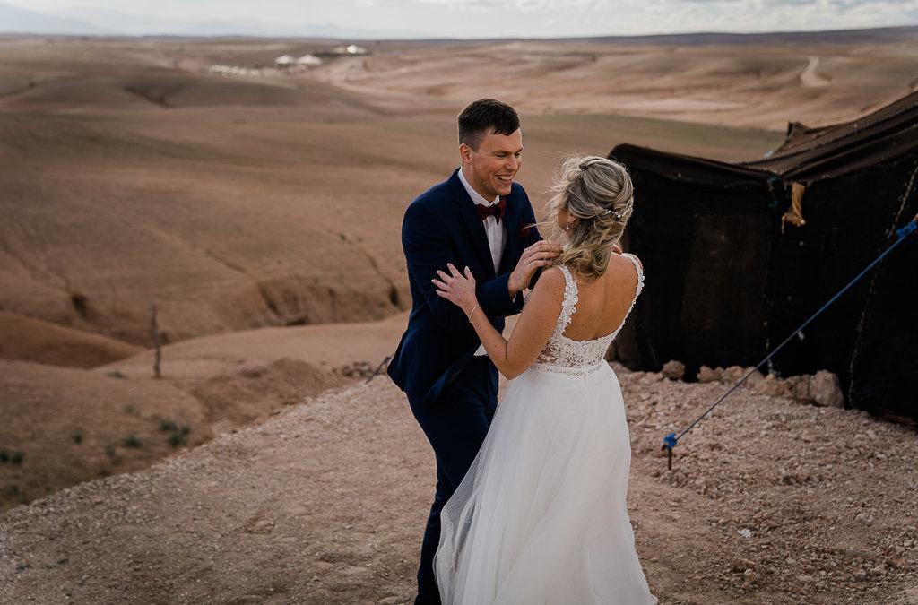 Hochzeit in Marrakesch: Ein Traum wie aus 1001 Nacht