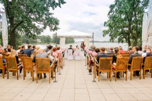 Park Cafe Bad Saarow Hochzeit - Trauung