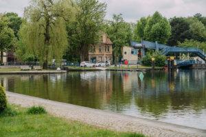 Liebesquelle Woltersdorf - Schleuse
